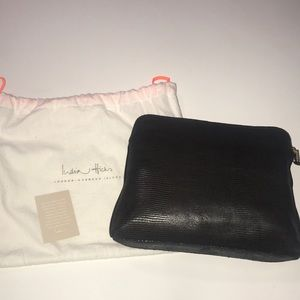 India Hicks clutch / makeup bag